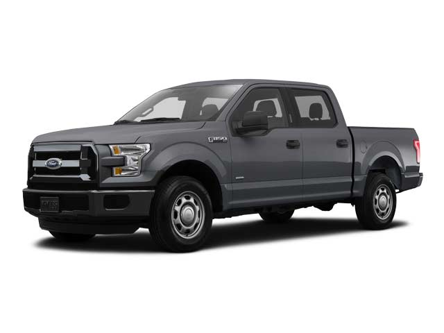 2016 Ford F-150 Limited Truck SuperCrew Cab