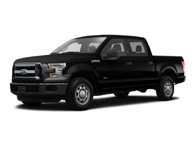 2016 Ford F-150 4WD Supercrew Crew Cab Truck