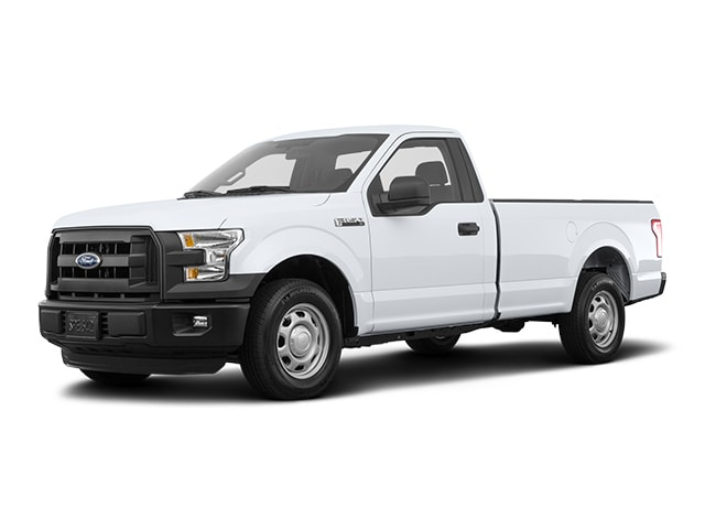 2016 Ford F-150 XL Truck V6 FFV Engine