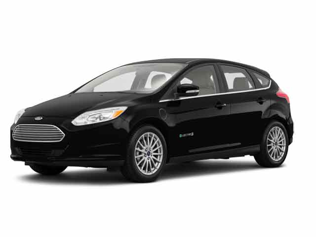 2016 Ford Focus Electric Hatchback