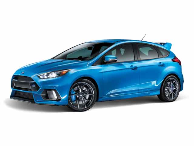 2016 Ford Focus Rs Hatchback Charleroi