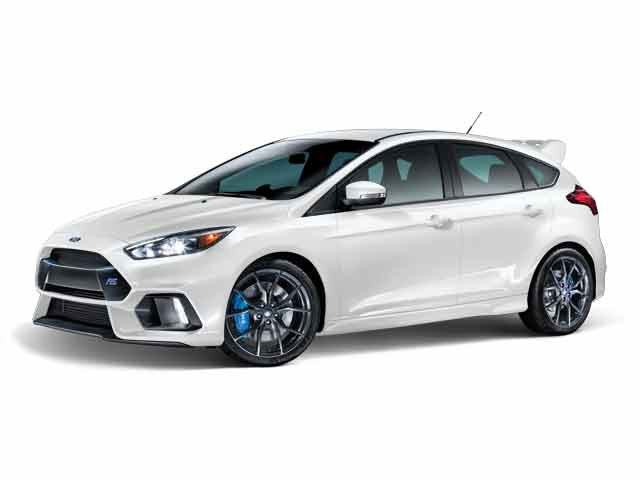 New 2016 Ford Focus RS Base Hatchback for sale in the Boston MA area
