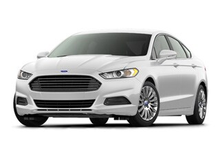 2016 Ford Fusion Sedan White Platinum Metallic Tri Coat