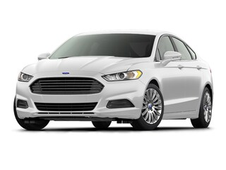 used 2016 Ford Fusion SE Sedan in Lafayette