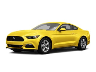 2016 Ford Mustang Coupe Triple Yellow Tri