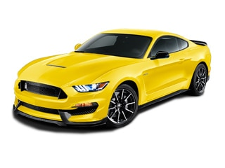 2016 Ford Shelby GT350 Coupe Triple Yellow Tri
