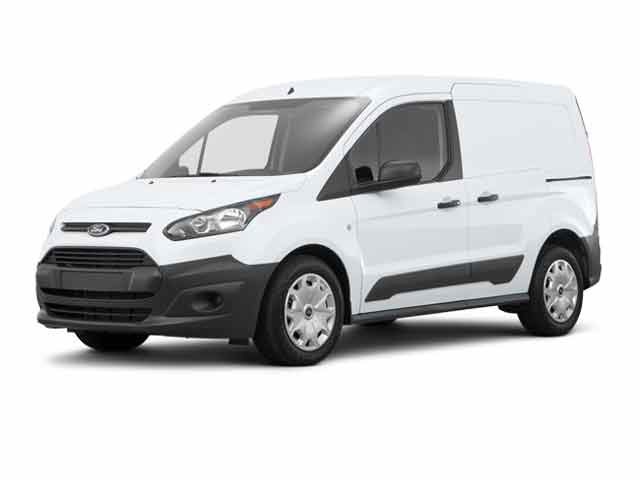 2016 Ford Transit Connect Cargo Van LWB XL Swing-Out Rear Cargo Doors