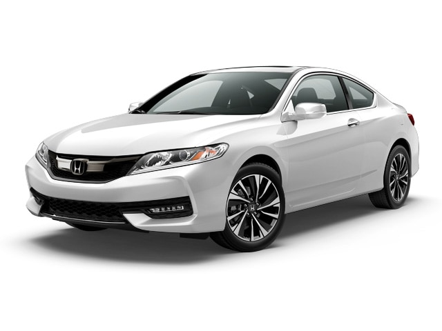 2016 Honda Accord EX-L V-6 Coupe
