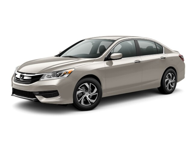 2016 Honda Accord Sedan LX 4dr Car