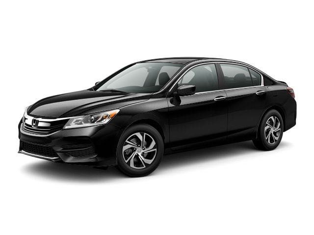 2016 Honda Accord Sedan LX I4 CVT LX