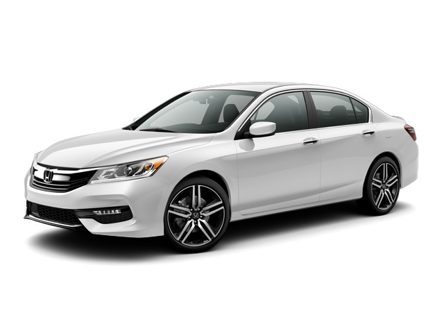 2016 Honda Accord Sport w/Honda Sensing Sedan