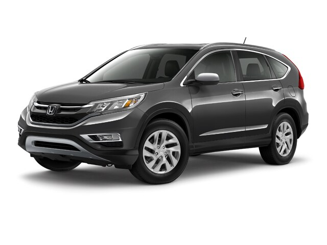 New 2016 Honda CR-V EX-L w/Navigation AWD SUV for sale in the Boston MA area