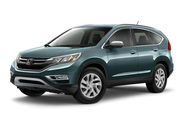 New 2016 Honda CR-V EX-L w/Navigation AWD Sport Utility Minneapolis