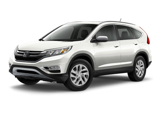 New 2016 Honda CR-V EX-L w/Navigation AWD SUV Hickory