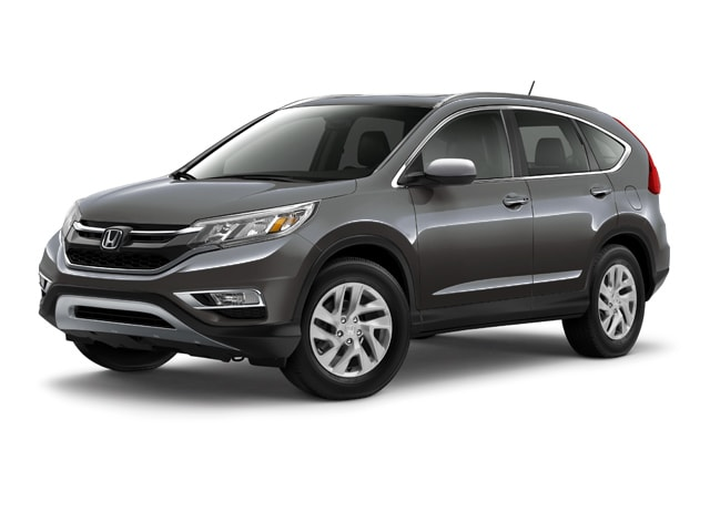 New 2016 Honda CR-V EX-L w/Navigation FWD SUV for sale near Chicago