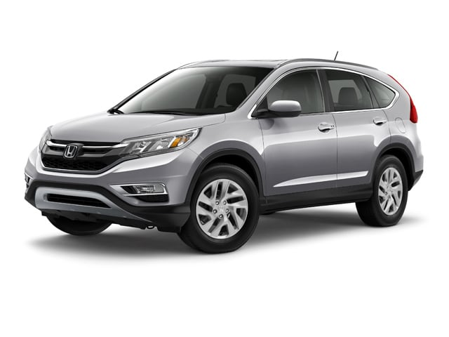 New 2016 Honda CR-V EX-L FWD SUV for sale in Houston