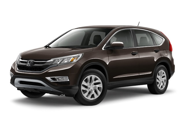 New 2016 Honda CR-V EX FWD SUV in Houston
