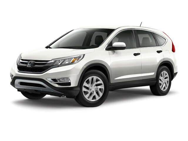 New 2016 Honda CR-V EX FWD SUV for sale in Houston
