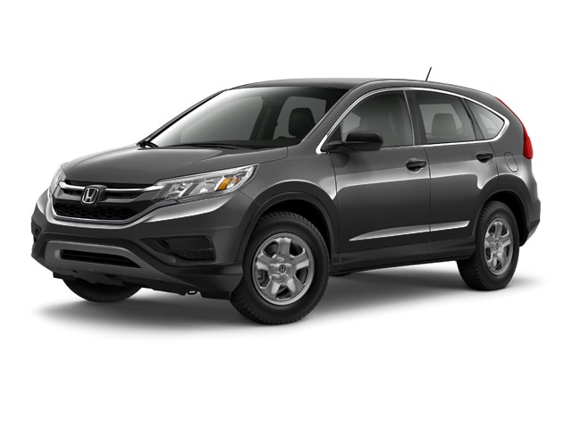 New 2016 Honda CR-V LX AWD Sport Utility Minneapolis