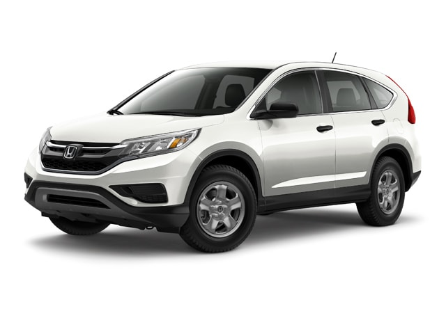 New 2016 Honda CR-V LX AWD Sport Utility near Minneapolis & St. Paul MN