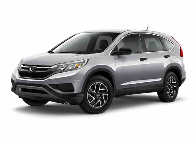 New 2016 Honda CR-V SE FWD SUV Berkeley