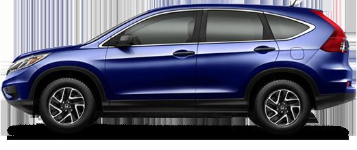 2016 Honda CR-V SUV SE FWD