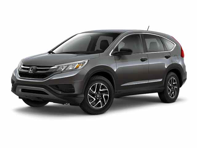 New 2016 Honda CR-V SE AWD SUV for sale in the Boston MA area