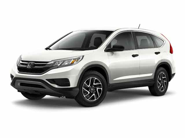 New 2016 Honda CR-V SE AWD SUV for sale in Houston