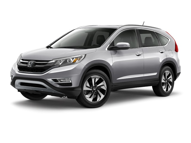 New 2016 Honda CR-V Touring AWD SUV for sale in the Boston MA area