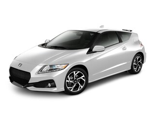 New 2016 Honda CR-Z EX Hatchback JHMZF1D64GS001255 for sale in Johnston, RI at Grieco Honda