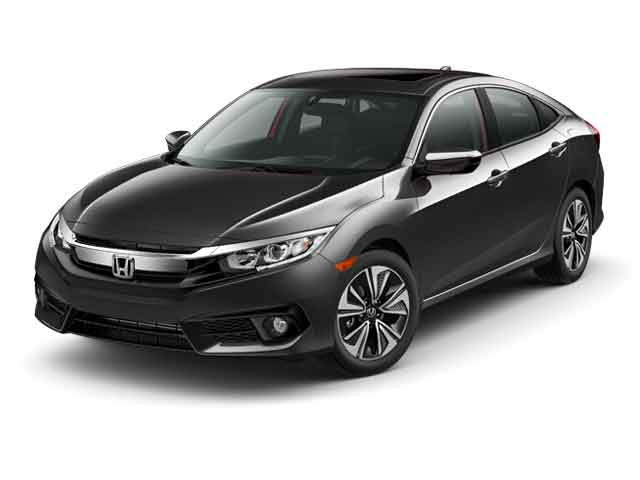 New 2016 Honda Civic EX-L w/Navi Sedan near Boston