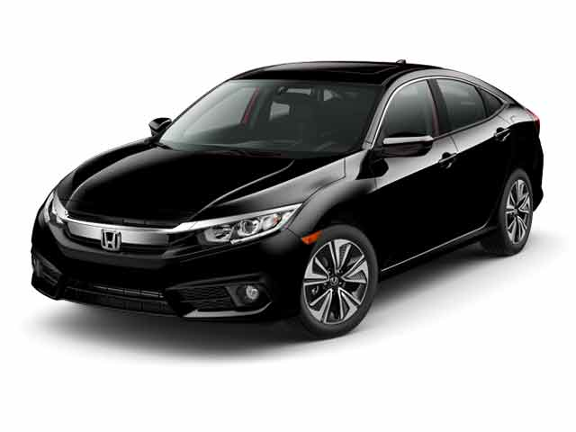 2016 Honda Civic EX-T Sedan