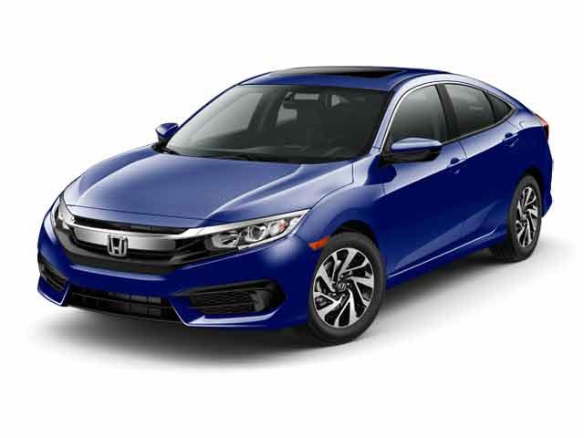 2017 Honda Civic Sport New Car Prices Kelley Blue Book