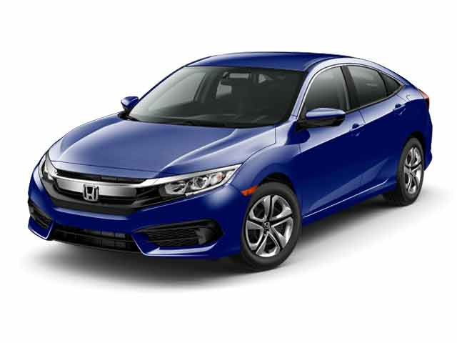 2016 Honda Civic LX w/Honda Sensing Sedan