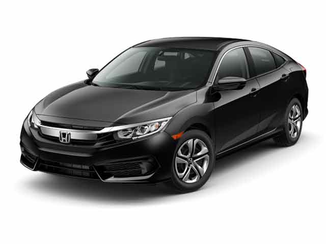 New 2016 Honda Civic LX Sedan Minneapolis
