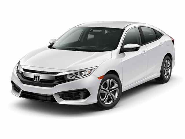 New 2016 Honda Civic LX Sedan for sale in Houston