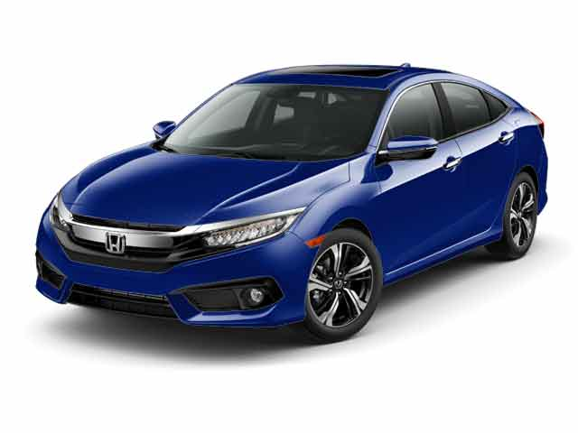 2016 Honda Civic Touring Sedan