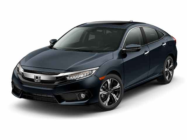 2016 Honda Civic Touring Sedan I-4 cyl