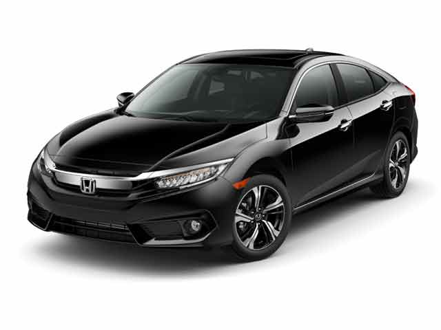 New 2016 Honda Civic Touring Sedan near Boston