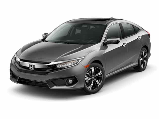 New 2016 Honda Civic Touring Sedan Minneapolis