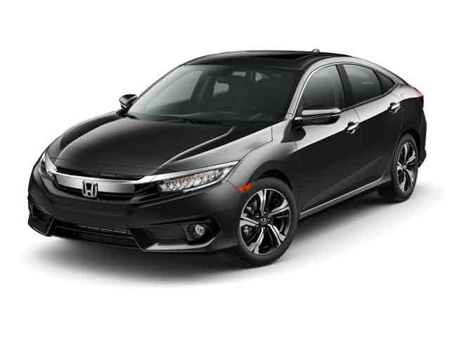 New 2016 Honda Civic Touring Sedan for sale in the Boston MA area