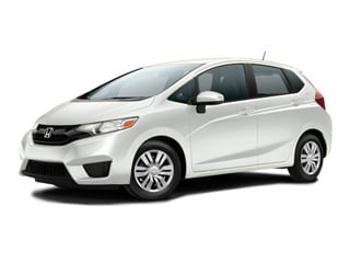 2016 Honda Fit Hatchback White Orchid Pearl