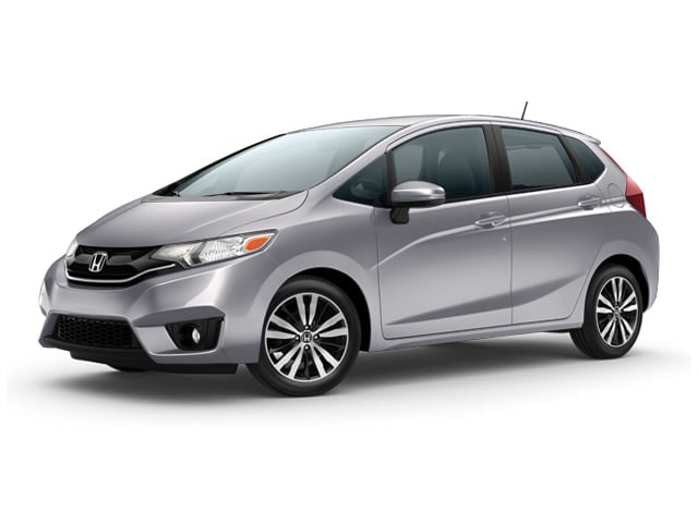 New 2016 Honda Fit EX Hatchback near Boston