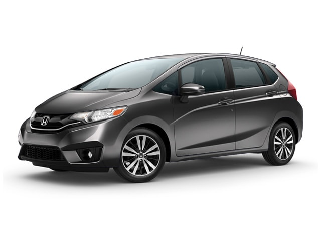 2016 Honda Fit 5dr HB CVT EX Car