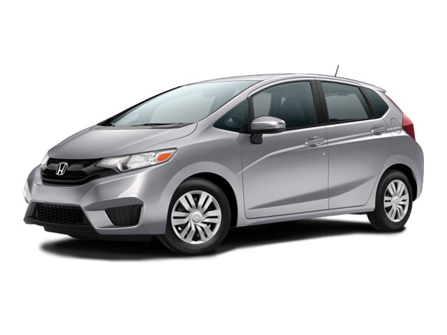 2016 Honda Fit LX Hatchback