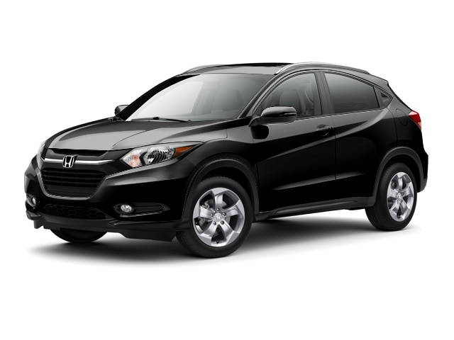 New 2016 Honda HR-V EX-L w/Navigation AWD SUV in Elmira, NY