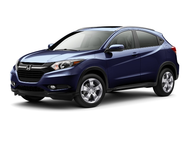 New 2016 Honda HR-V EX-L w/Navigation AWD Sport Utility Minneapolis