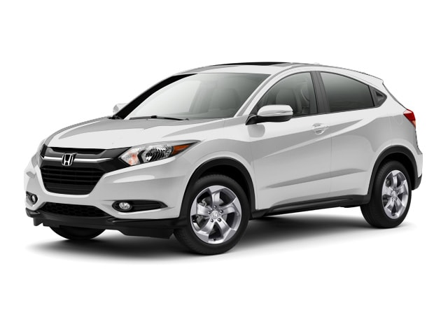 New 2016 Honda HR-V EX AWD Sport Utility near Minneapolis & St. Paul MN