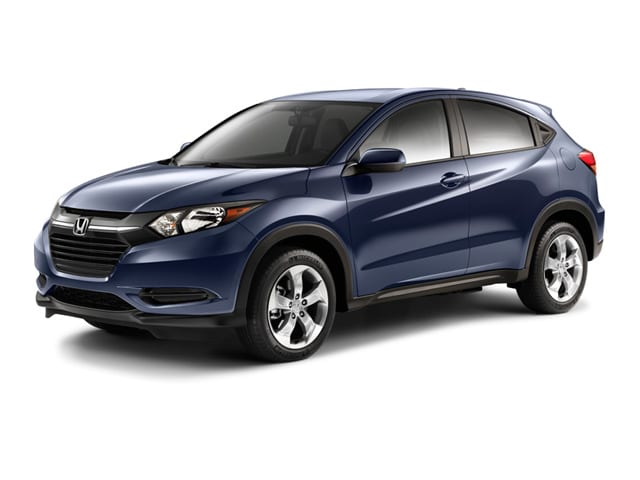 New 2016 Honda HR-V LX AWD SUV for sale in the Boston MA area