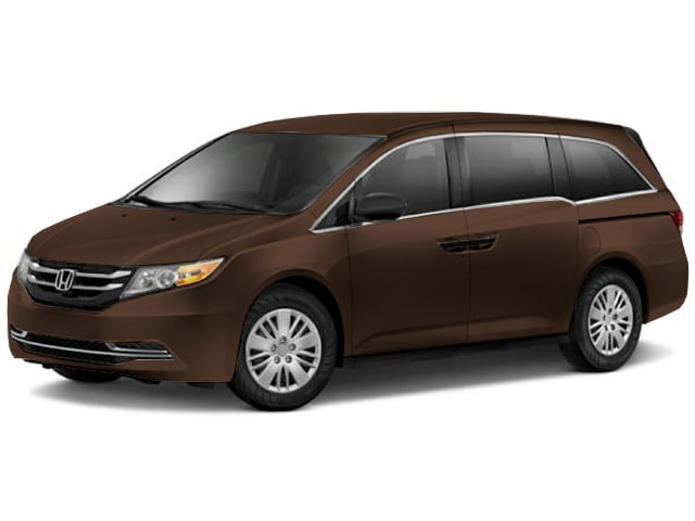 2016 honda odyssey van north little rock